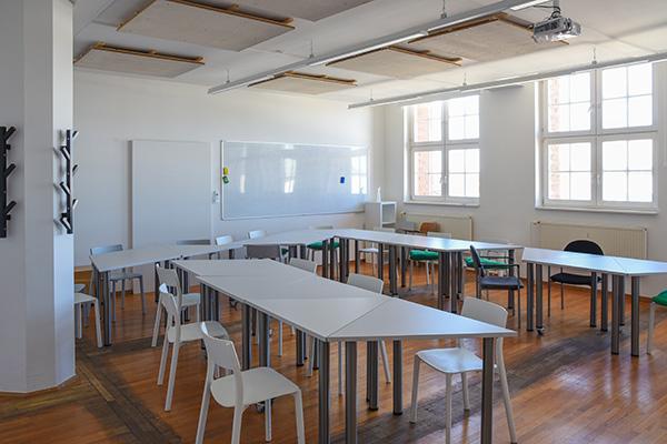 Pro Inklusio – Fachschule für Sozialpädagogik: Räume