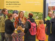 Ausbildung Kita-Eigenbetriebe von Berlin, Berlin-Tag